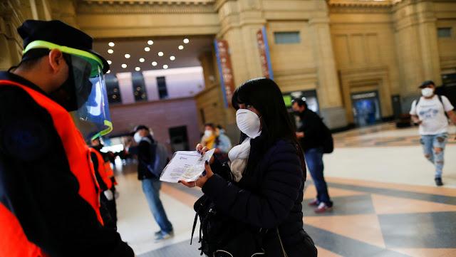 Se eleva a 151 el total de fallecidos por coronavirus en Argentina y ya son 3.144 los infectados