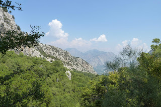 Parque Nacional Güllük Dagi.