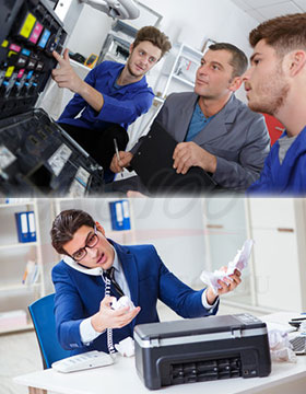 Cho Thuê Máy In, Máy Photocopy
