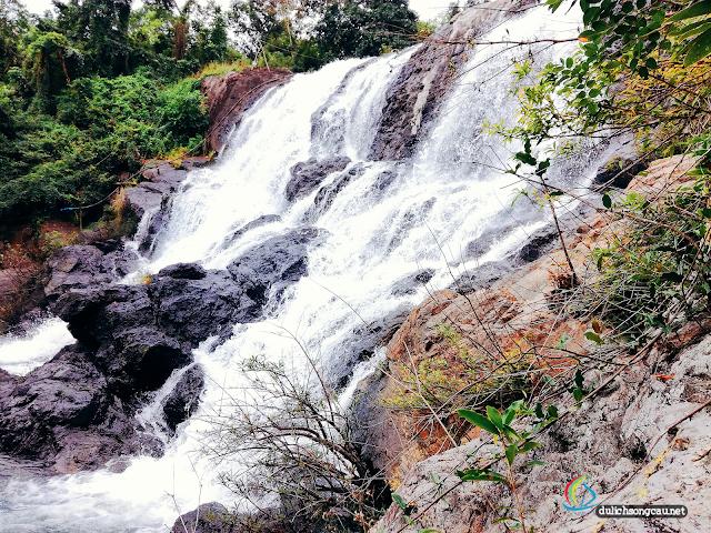 thác cây đu sông cầu