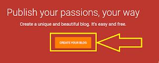 Create Your Blog | Salyan Tech