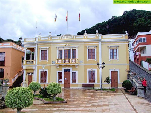 Villa de Mazo destina 100.000 euros para ayudar al tejido empresarial y acciones sociales