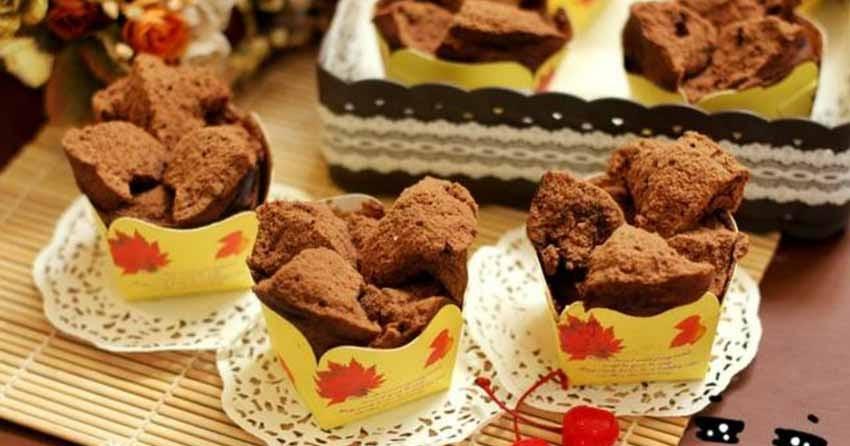Resep Cake Kukus Hesti Kitchen: Resep Brownies Kukus Ny. Liem Di Jamin Mekar 100% Dan Anti