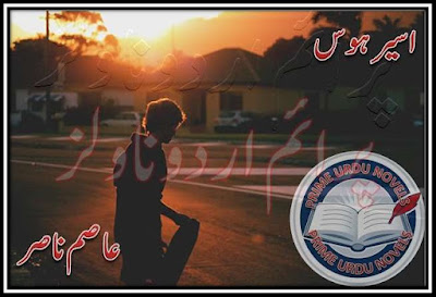 Free online reading Aseer e hawas novel by Asim Nasir