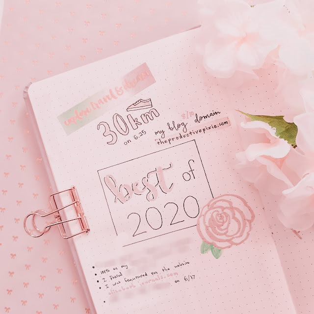 My 10 Most Helpful Bullet Journal Layouts of 2020