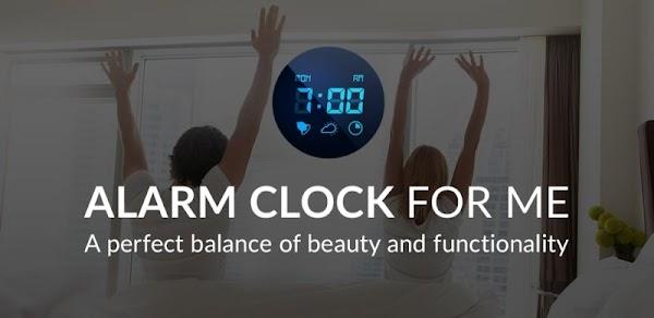 Alarm Clock for Me free 2.65.0 | Unlocked