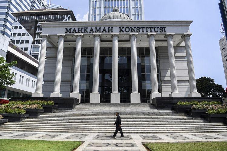 RESMI! MK Menolak Gugatan Revisi UU KPK