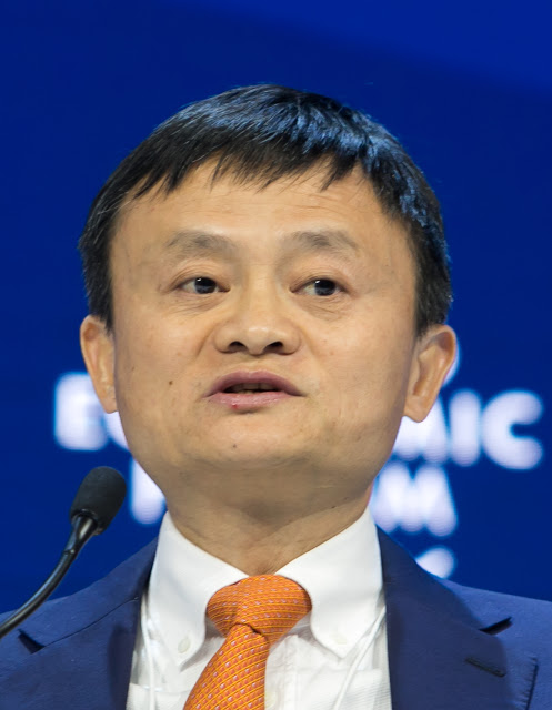 Top Richest People - Jack Ma