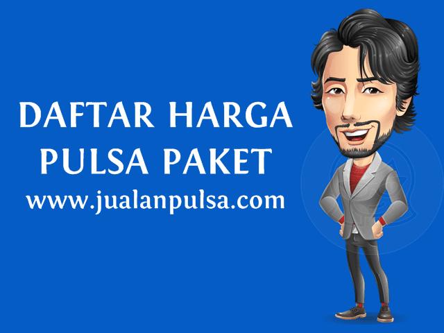 Daftar Harga Paket Nelpon dan SMS Murah JualanPulsa.com