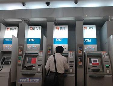 Isi Pulsa di ATM BNI - www.divaizz.com