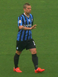 Alejandro 'Papu' Gomez scored the winning goal for Atalanta in last night's match