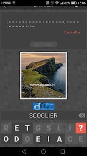 Lettere Nascoste soluzione livello 4 sottolivelli 1 | Parola e foto