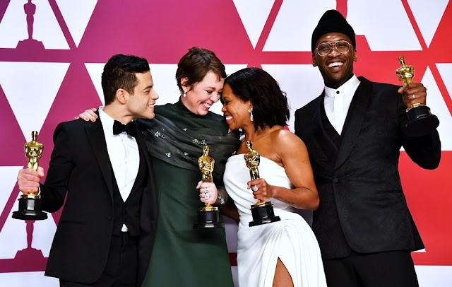 """El premio más importante de los Oscar se lo llevó """"Green Book"""""""