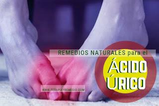Remedios caseros para el ácido úrico en la sangre. Hiperuricemia es tener el ácido úrico elevado