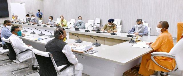 यूपी के मुख्यमंत्री योगी ने अनलॉक व्यवस्था की समीक्षा कर दिए आवश्यक दिशा निर्देश                                                                                                                                                    संवाददाता, Journalist Anil Prabhakar.                                                                                               www.upviral24.in