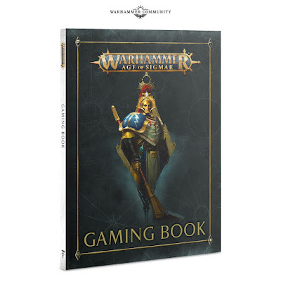 Age of Sigmar Gaming Book