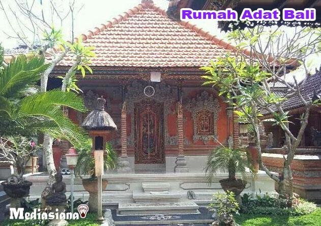 Rumah Adat Bali Lengkap Dengan Gambar Dan Penjelasannya Mediasiana Com Situs Referensi Belajar Masakini