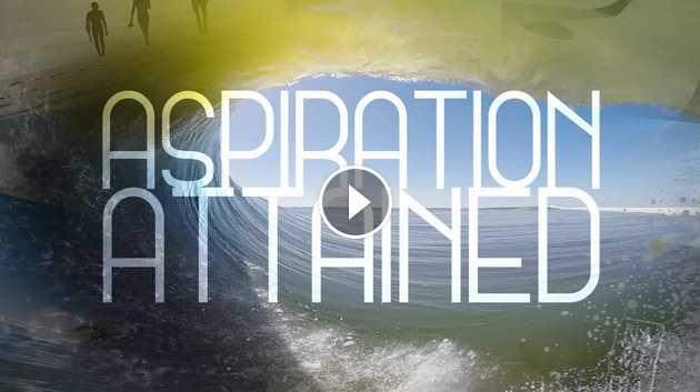 ASPIRATION ATTAINED Brett Barley s Skeleton Bay Experience