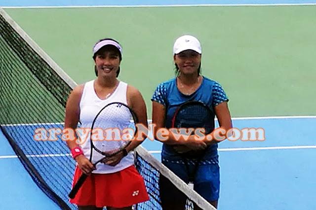 Aldila Sutjiadi (Indonesia) defeat Janice Tjen (Indonesia)