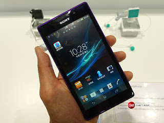 Daftar Harga Smartphone Sony Xperia