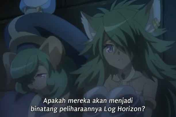 Log Horizon Season 3 Episode 8