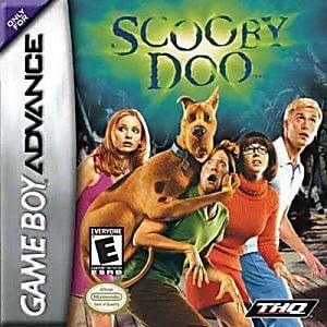 โหลดเกม Scooby Doo .gba