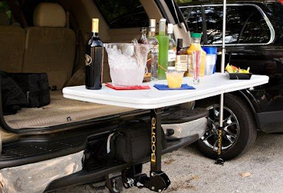 Awesome Tailgating Gadgets - Tailgate Table