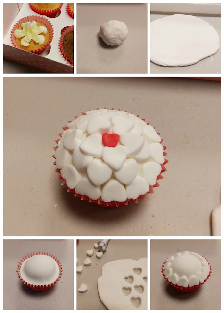 Valetine's Cupcake Tutorial