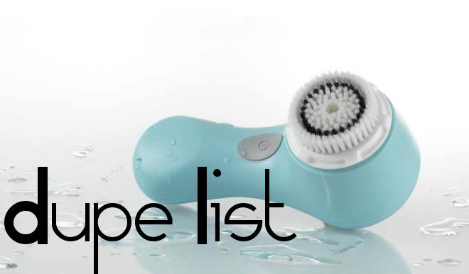 Rave Or Rant Dupe List Clarisonic Mia Sonic Skin