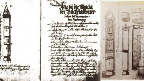 16. yy 'da Yazılan Roket Biliminin Babası – Sibiu El Yazması Nedir?