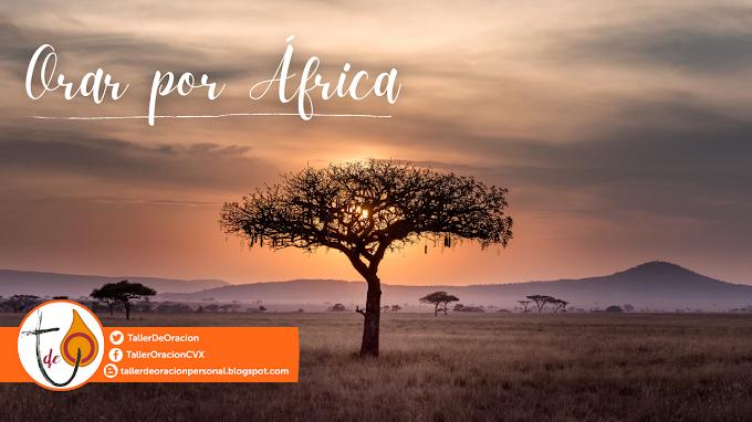 Orar por África