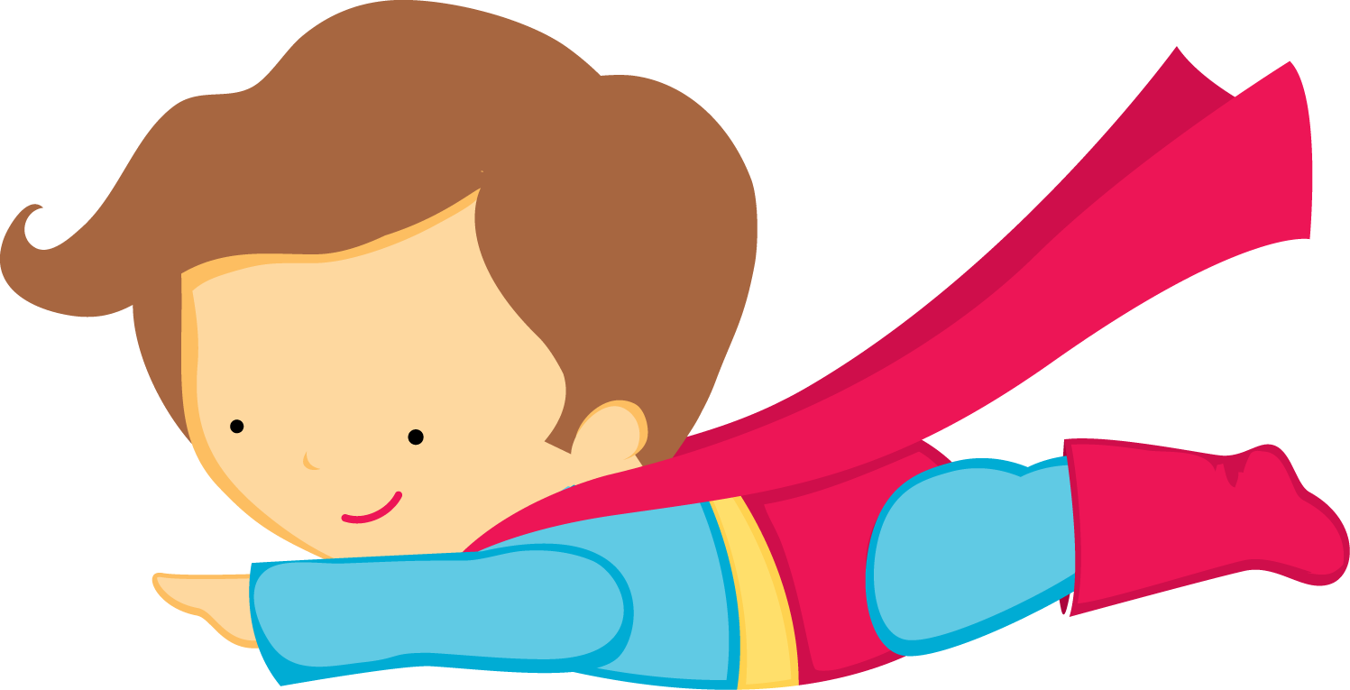 Baby Superheroes Clipart. - Oh My Fiesta! for Geeks
