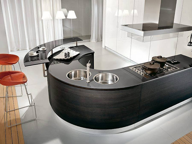 The best Awesome luxury kitchen design ideas of 2016