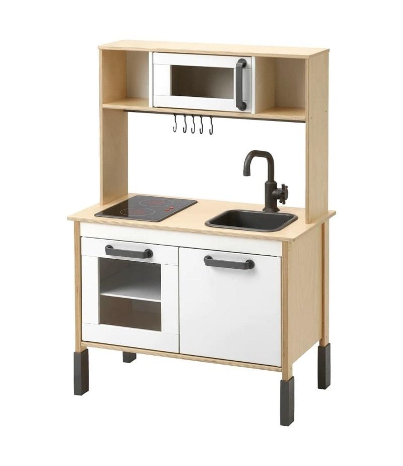 ikea ducktig wooden play kitchen