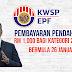 Pembayaran Pendahuluan i-Sinar(K2) RM 1,000 Bermula 26 Januari