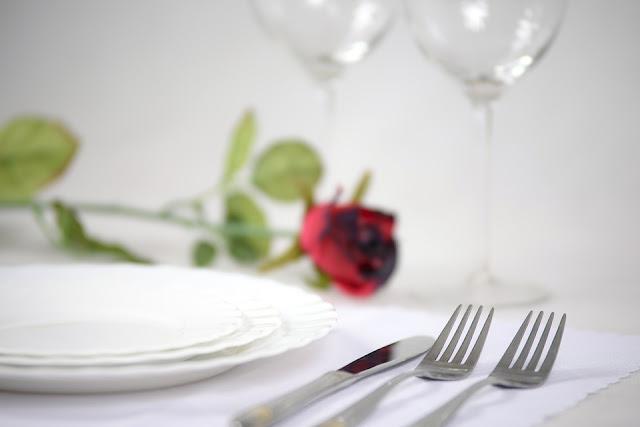 ארוחה רומנטית
