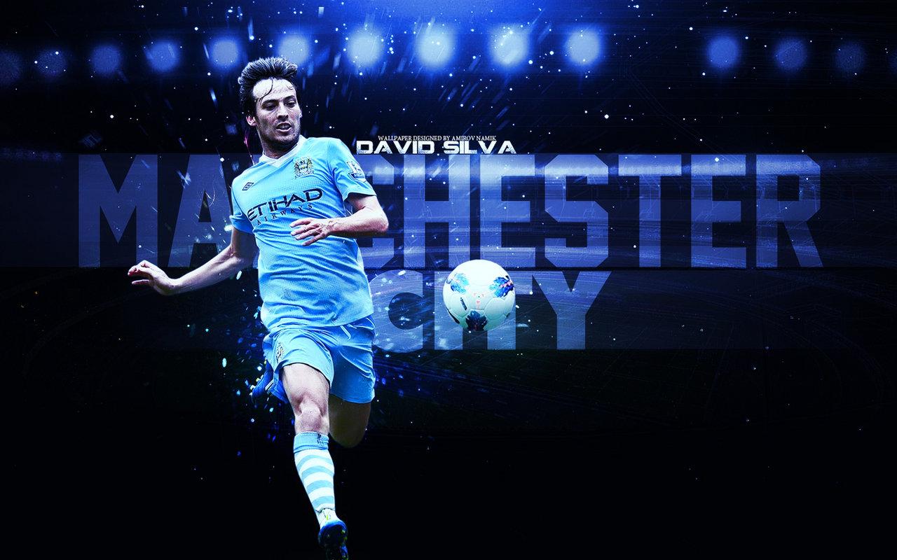David Silva Manchester City 2011 - 2012