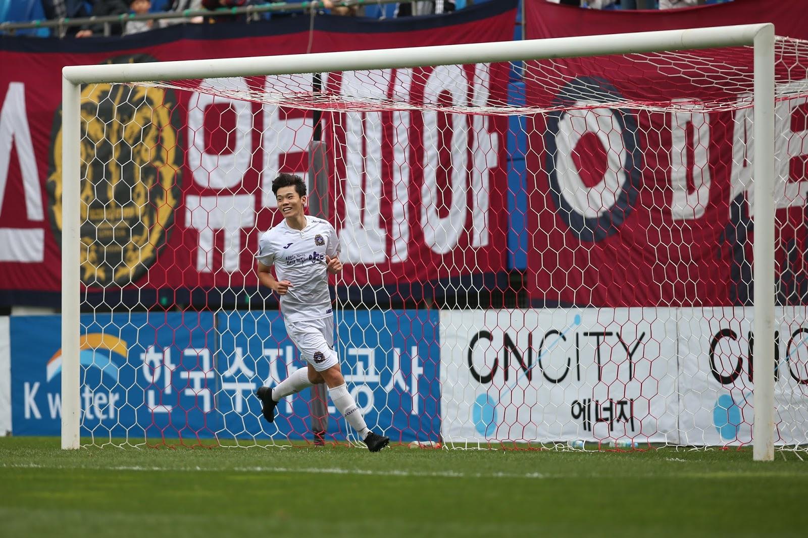 Mo Jae-hyun vs Daejeon 11.02.19