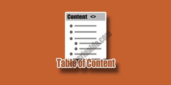 Panduan Lengkap Membuat TOC di Postingan Blogger Seperti Wikipedia