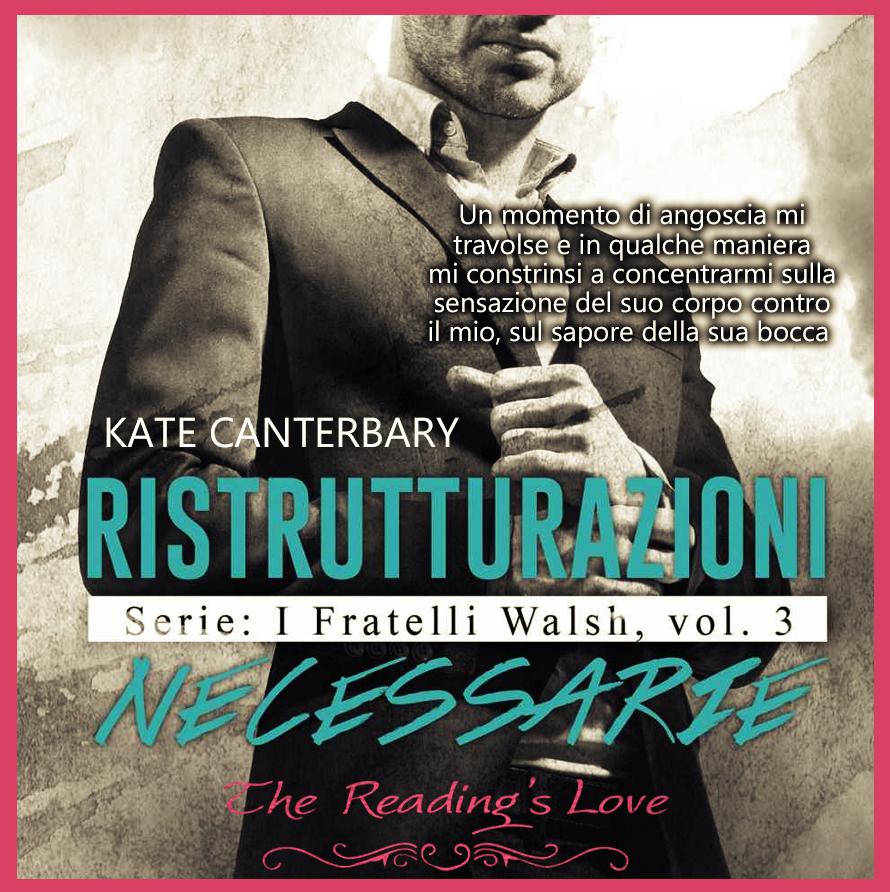 Recensione Ristrutturazioni Necessarie Di Kate Canterbary