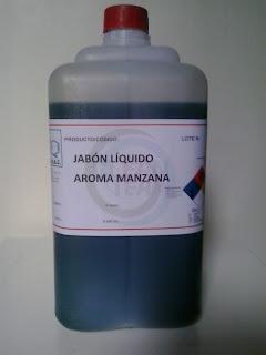 Jabón liquido para manos Corquifa