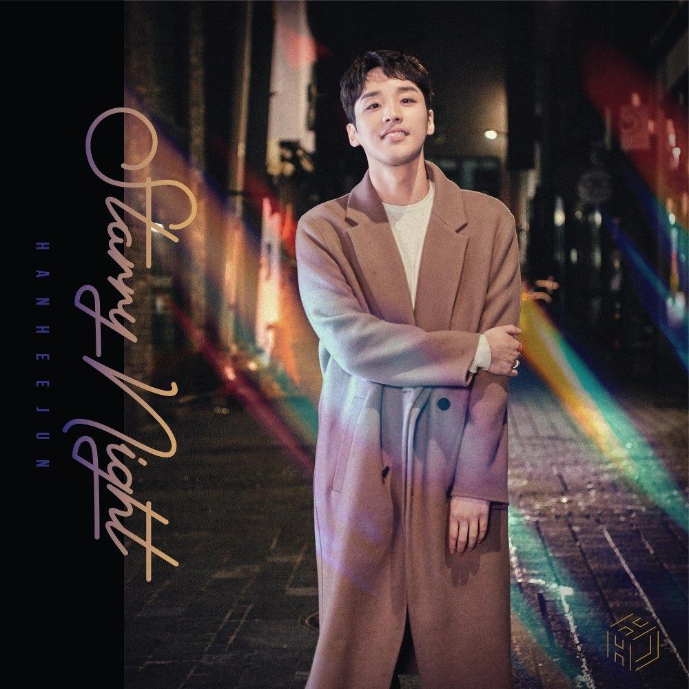 HANHEE JUN – STARRY NIGHT – Single
