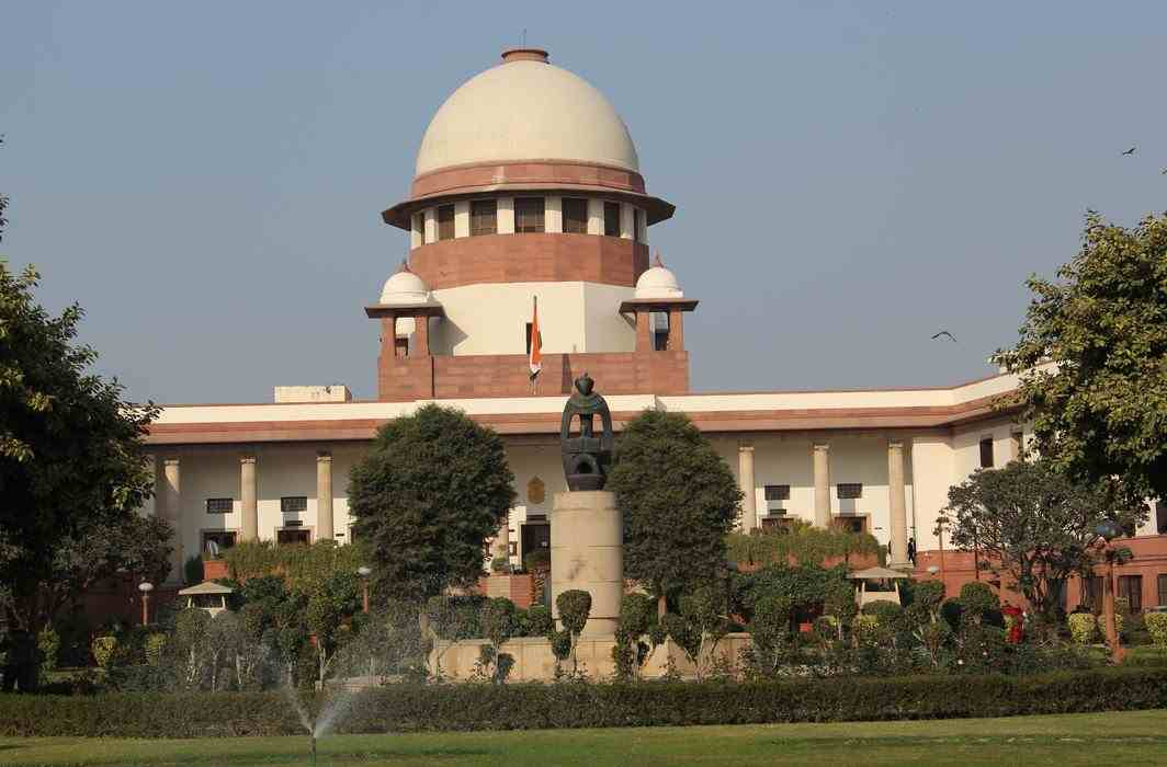 Five-time Paralympian shooter Naresh Kumar Sharma has moved the Supreme Court challenging an order of the Delhi High Court