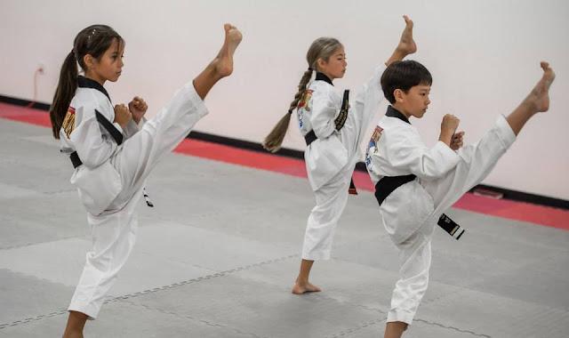 Image result for học võ thuật