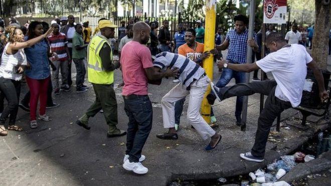 All Xenophobic Attacks News: #SayNoToXenophobia #SAShutdown