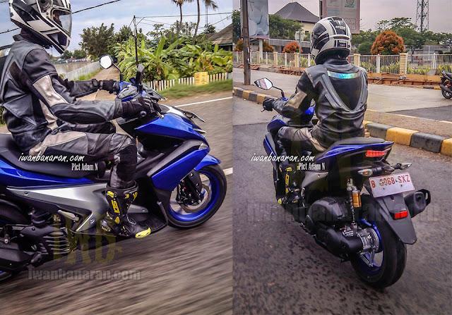 Yamaha NVX 155 sẽ tiếp tục sứ mệnh của Nouvo tại Việt Nam?
