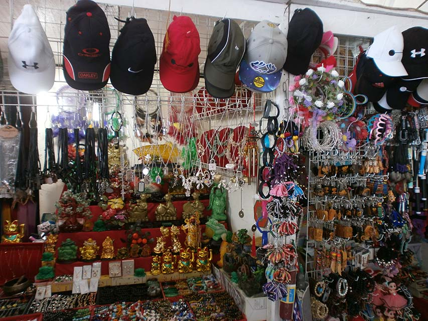 Souvenir items