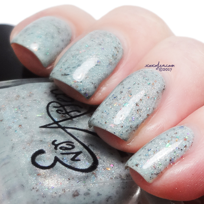 xoxoJen's swatch of Ever After Tianaran