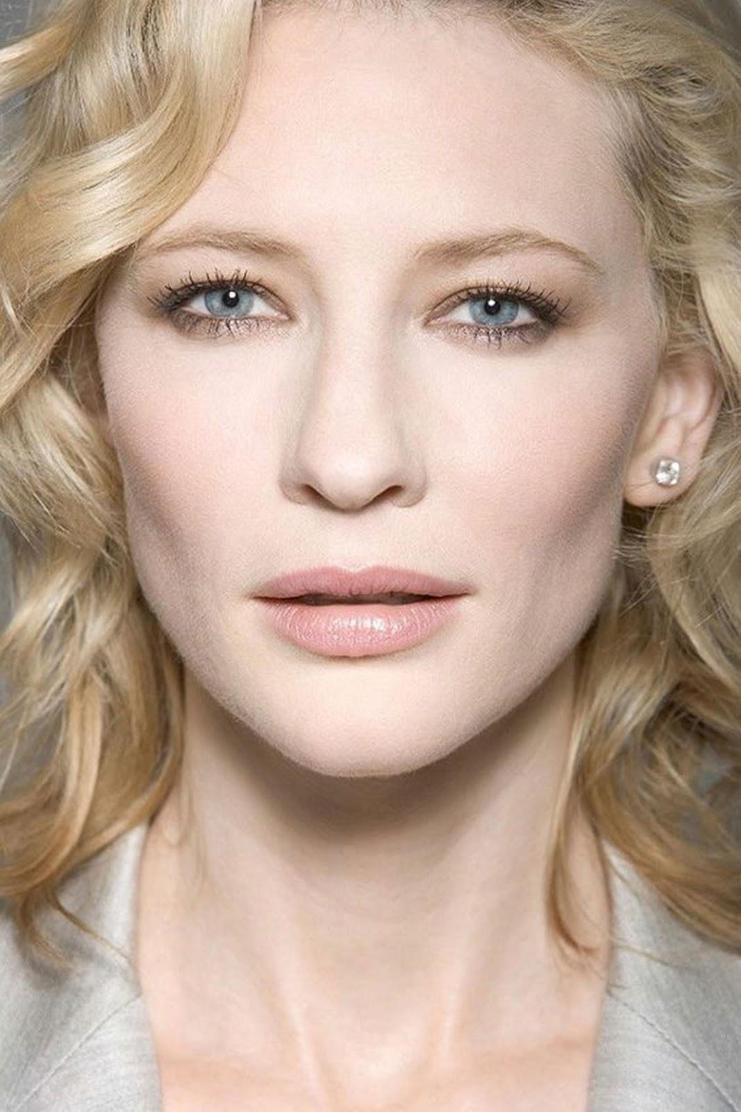 Cate Blanchett reprezentuje typ urody Jasne Lato