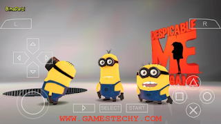 Download Despicable Me PSP ISO